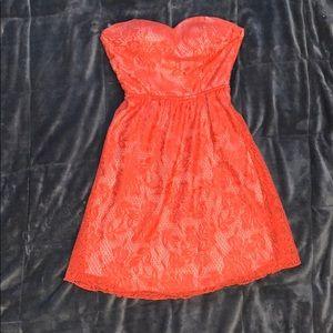 Emerald Sundae Strapless Short Dress 🥰